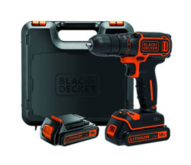 Black and Decker BDCDC18KB QW